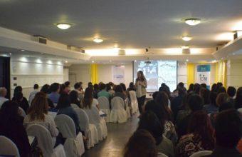 """Con seminario finaliza capacitación """"Perspectiva de género en la intervención con niñez y adolescencia"""" a trabajadores del Sename"""