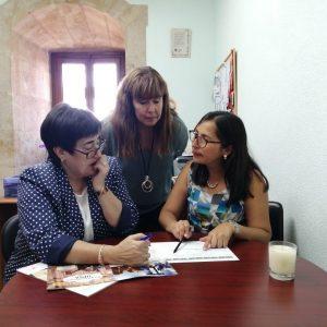 Enfermería UDD busca ampliar convenios con universidades europeas
