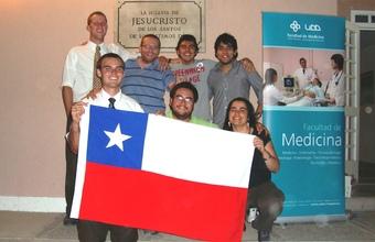 Internos de Medicina realizaron ayuda social en Peralillo