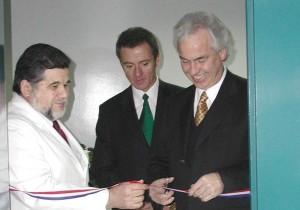 Inauguración Biblioteca HPH