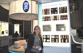 Alumna de Tecnología Médica participó en Congreso Mundial de Medicina Nuclear en Sudáfrica