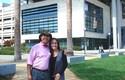 Dra. Marcela Castillo y  Dr. Robert Siegel