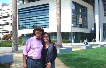 Dra. Marcela Castillo fue invitada a la Facultad de Medicina de Stanford