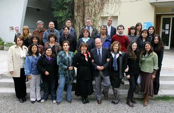 Reunión de Investigadores Programa Hantavirus