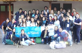 XX Caminata al Santuario de Los Andes