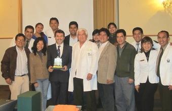 Dr. Julio Cifuentes participó en importantes encuentros internacionales