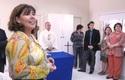 Claudia Pérez, directora de Enfermería