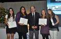 Alumnos premiados Carrera de Fonoaudiología