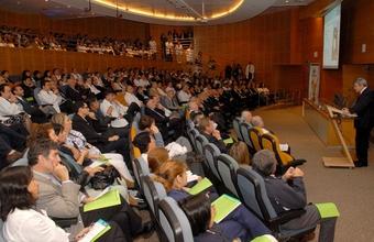 Inauguración del año académico 2011 en Clínica Alemana