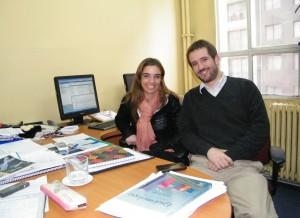 María Francisca Rodríguez y Jaime Verdugo