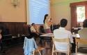 Estudiantes de Medicina participan en el curso