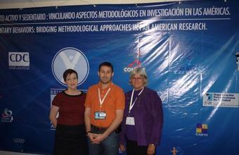 Docente de Kinesiología participó en reunión de expertos en actividad física para Latinoamérica