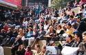 Anfiteatro campus Las Condes