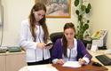 Alumnas de Nutrición y Dietética