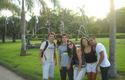 Daniela y su experiencia de intercambio en Brasil