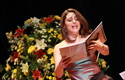 Soprano Patricia Cifuentes