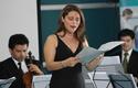 Soprano Patricia Cifuentes en el HPH