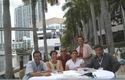 Doctoras Janet Bloomfield y Astrid Valenzuela en congreso