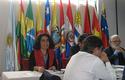 Lucy Poffald en Colombia