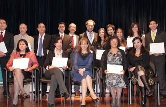 Segunda generación de titulados en diplomado de Tecnología Médica