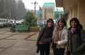 Equipo Programa Hantavirus en Coyhaique