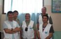 Equipo de médicos chilenos