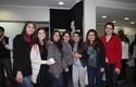 Estudiantes de U. Mayor y Andrés Bello