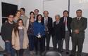 Organizadores, expositores y decano Facultad de Medicina CAS - UDD