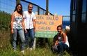 Trabajos voluntarios UDD en Chiloé 2