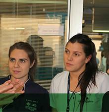 Equipo Kinesiterapia Rehabilitación Cardiovascular Clínica Alemana