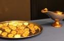 Piochas y Lámpara de Florence Nightingale