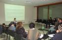 Reunión Facultad de Medicina y Serivicio de Salud