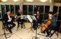 Cuarteto cuerdas lanzamiento documental Michelangelo Lui