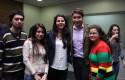 Estudiantes de la Universidad Internacional Sek