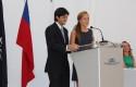 Discurso de Carolina Cornejo y Jorge Honorato
