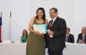 Premio Colegio de Cirujano Dentistas a Andrea Finkelstein