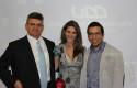 Dr. Patricio Daviloff, Rinat Ratner y Samuel Durán