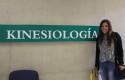 Matriculada de Kinesiología