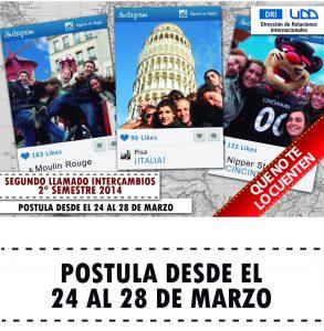 SegundoLlamado2°Sem2014