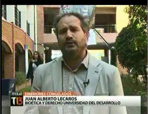Alberto Lecaros Teletrece