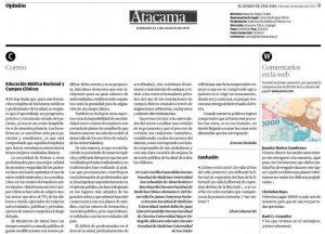 Atacama - campos clínicos