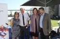 Carla Benaglio, Pablo Vial, Marianne Stein, Armando Roa