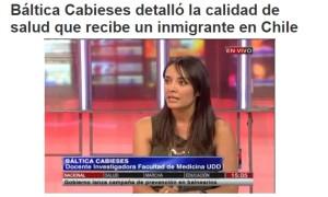 Día Internacional del Inmigrante - CNN Chile 18 de diciembre 2014