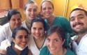 Estudiantes y docentes Odontología UDD