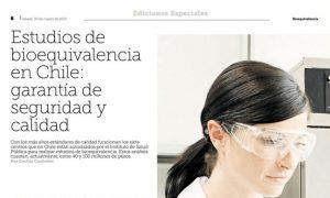 Estudios de Bioequivalencia en Chile, garantía de seguridad y calidad