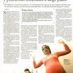 Kinesiología El Mercurio 31 de julio