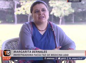 Margarita Bernales Teletrece