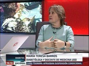 Maria Teresa Barros Diabetologa