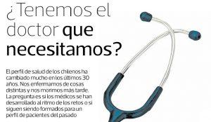 Tenemos el doctor que necesitamos - Tendencias de La Tercera 6 de diciembre 2014