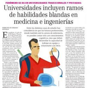 Universidades incluyen ramos de habilidades blandas en medicina e ingenierías